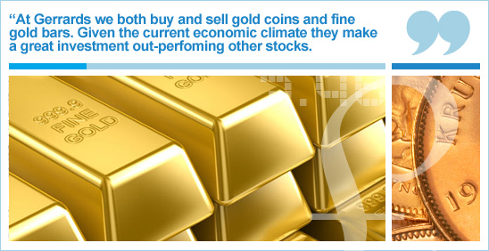 Buy and sell gold and gold coins